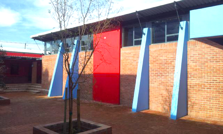 Bloekombos Primary School